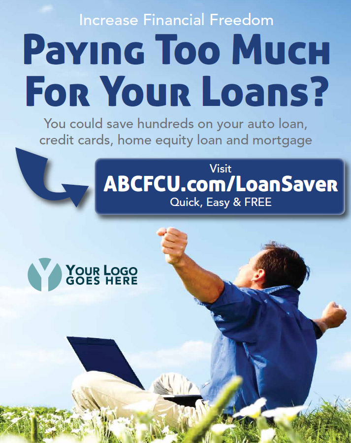 Loan Saver Marketing Design Sample