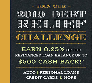 Debt Relief Challenge - Prince George's Community Federal